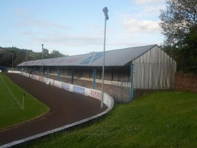My Matchday - 472 Duncansfield Park
