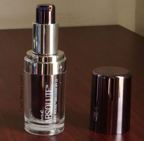 Lakme Absolute White Intense Foundation Golden Medium (03) and Almond Honey (06) Review
