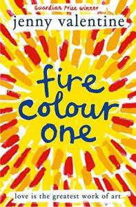BOOK REVIEW: FIRE COLOUR ONE BY JENNY VALENTINE