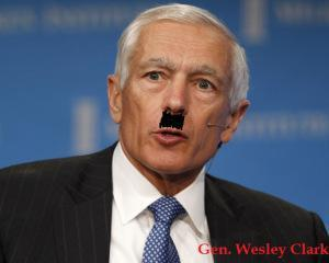 Obama-supporter Gen. Wesley Clark: Disloyal Americans should be put in concentration camps