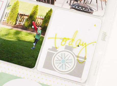 September Skies meets Project Life® ... plus a free project download!