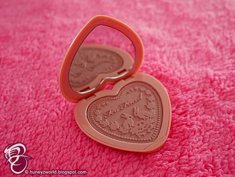 [Tried & Tested] Falling Head Over Heels With Too Faced LOVE FLUSH Blushers