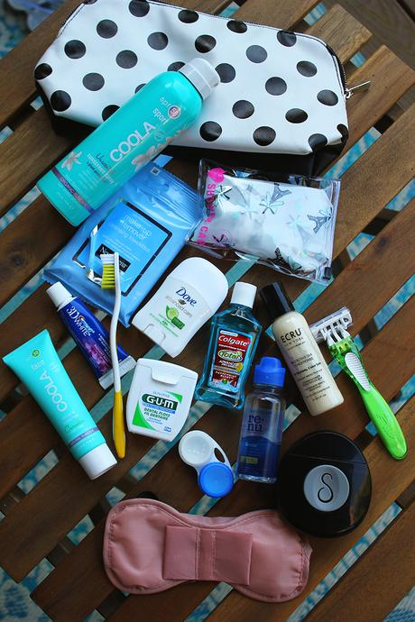 Travel Essentials: The Sleepover Kit