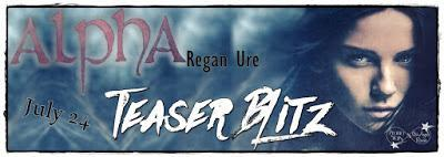 Alpha by Regan Ure: Book Blitz