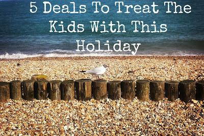 Top 5 Deals To Treat The Kids With