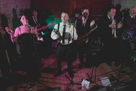 Wedding reception band