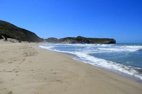 Patara Beach in Turkey