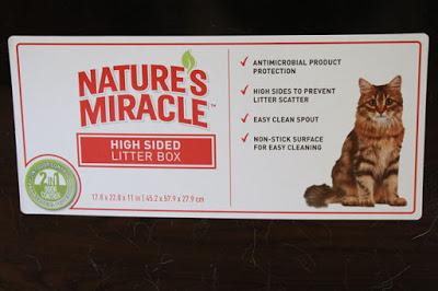 Rather Random - Nature's Miracle High Sided Litter Boxes