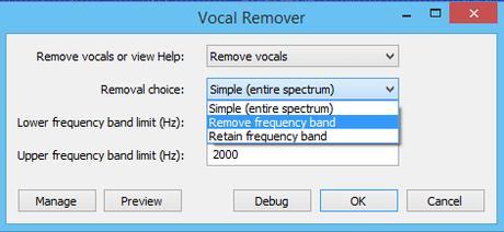 Plugin To Remove Vocals