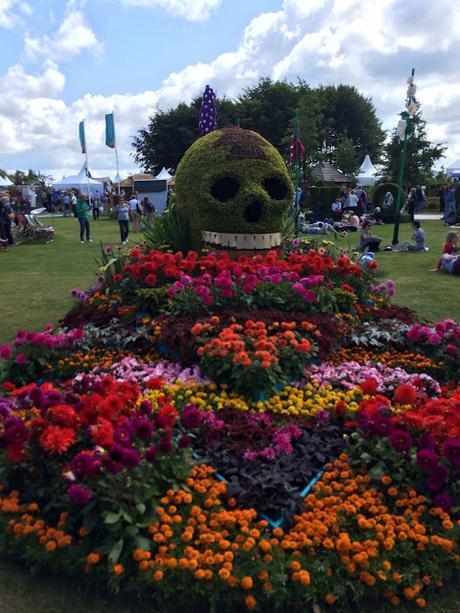 RHS Tatton Park: Celebrations all round