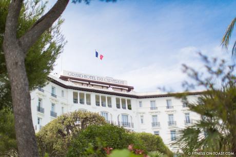 Fitness On Toast Faya Blog Girl Healthy Skin Imedeen Pure Collagen Derma One Grand Hotel du Cap Ferrat Four Seasons France Travel-3
