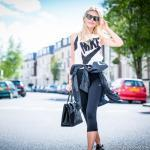 Fitness On Toast Faya Blog Girl London Urban Outfitters Fashion Nike Post OOTD Workout Uniform Outfit Clothes