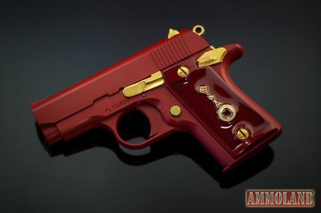 Firegild Exclusive Custom Firearm