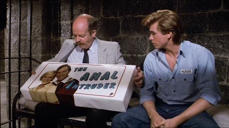 anal intruder movie top secret 1984