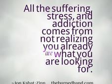 Suffering Optional.