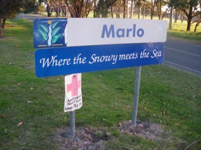 Marlo - where the Snowy meets the sea