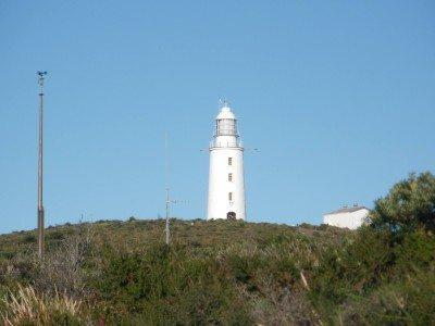 Cape Bruny Lighthouse - the oldest in Australia