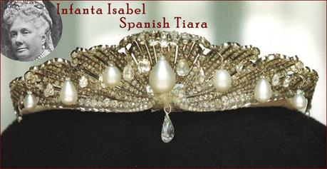 Spanish-Tiara