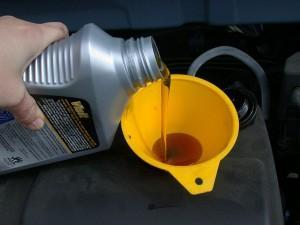 Seriously, how easy is it to pour in your own oil? So easy it should be illegal to charge people!