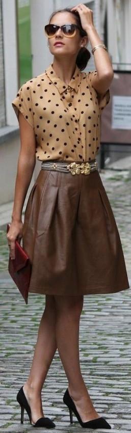 light-brown-skirt