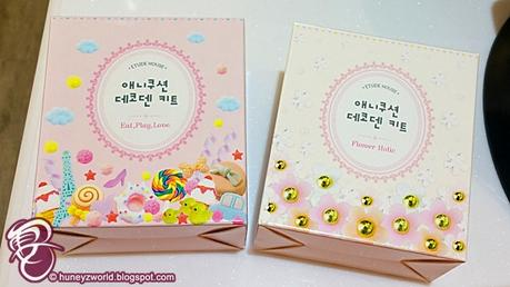 [What's New] ETUDE HOUSE Rewards Princesses With Decoden Kits
