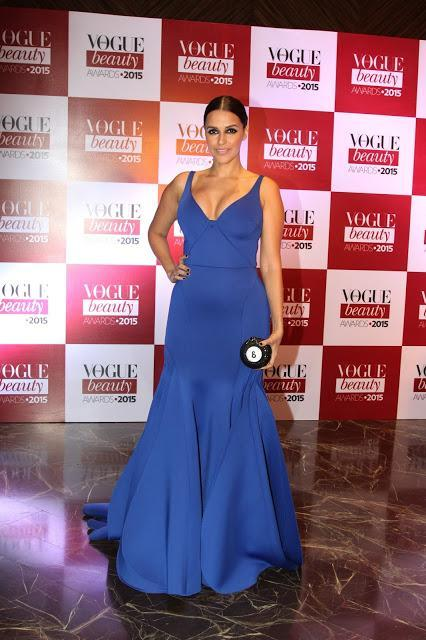VOGUE Beauty Award 2015 - Check Out What Celebs Wore and Stole Hearts