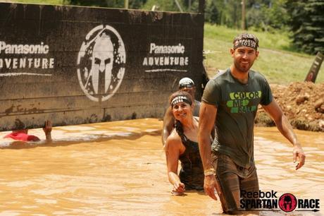 Spartan Race, Mud Pitt