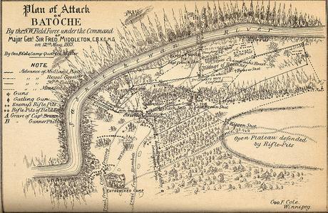 Historical Maps Of Manitoba Paperblog - Map of manitoba