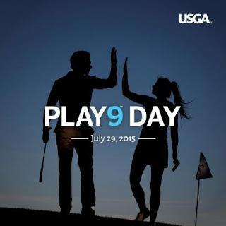 Play 9 Golf Day