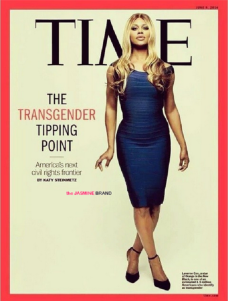 Time transgender cover