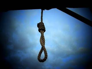 To Be Hanged Till Death!