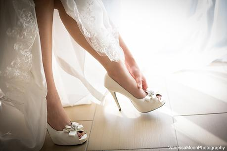Bridal Shoe Options – With or Without Platforms?