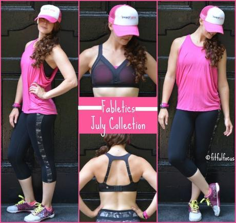 July Fabletics Collection | Fit & Fashionable Fridays | Workout Apparel