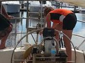 Installing Solar Panels Sailboat