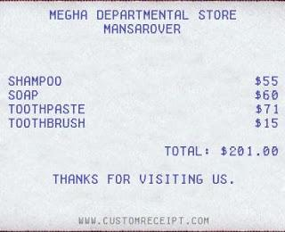 5 online fake receipt maker generator tools paperblog