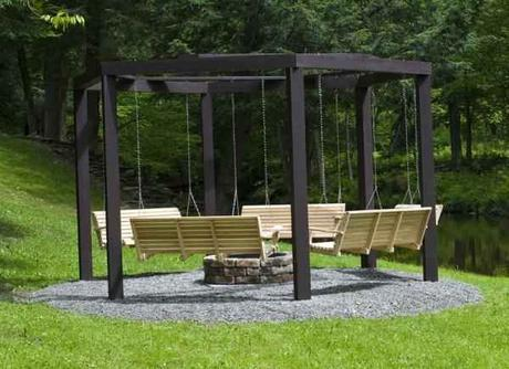 Make Your Backyard COZY With A Swing Or Hammock Paperblog