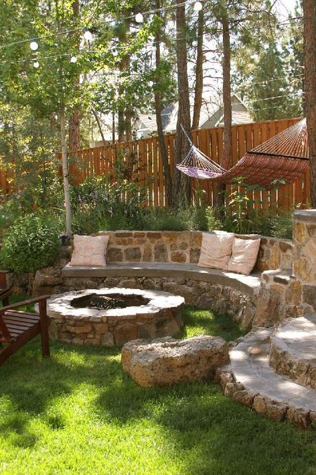 Make Your Backyard COZY with a Swing or Hammock!