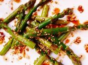 Northern Chinese (shandong) Style Asparagus