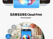 Samsung CloudPrint Future Mobile Printing