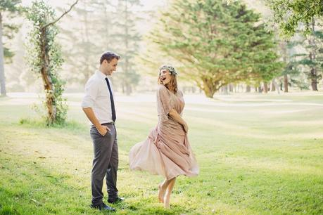 3 Doses of Sweet Elopement (or wedding) Inspiration with Patina Photography
