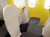 Middle Seat Nightmare? Design Fits More Seats Planes
