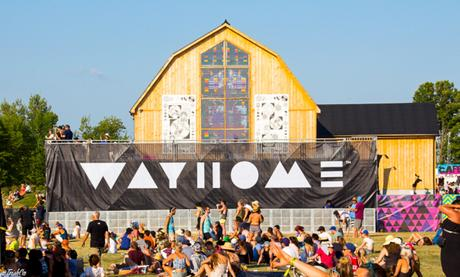 The Barn WayHome Arts and Music Festival