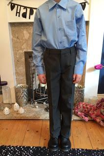 Review - Marks & Spencer School Uniforms