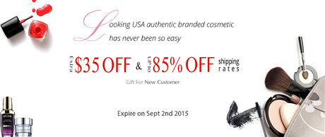 Get Huge Discounts on USA Authentic Branded Cosmetics