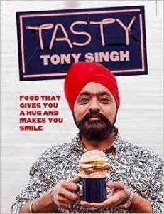 chef tony singh local motive market waverley railway station edinburgh