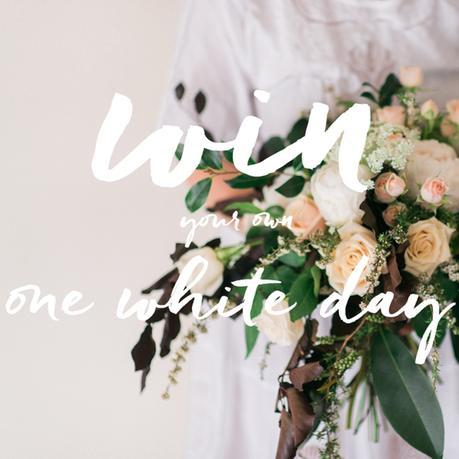 Thinking of eloping or a small wedding shindig? Read on to WIN your very own 'One White Day'!