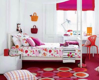 Cute Room Design Ideas For Teenage Girls - Paperblog