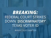 Texas Voter Overturned Court Appeals