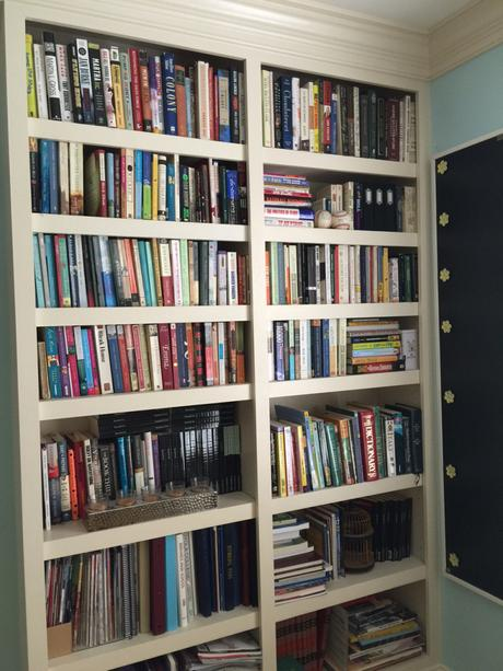 Decorating With Books | Part Two - Paperblog