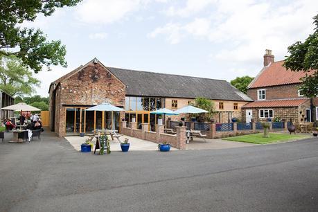 Barmbyfield Barn Wedding Venue